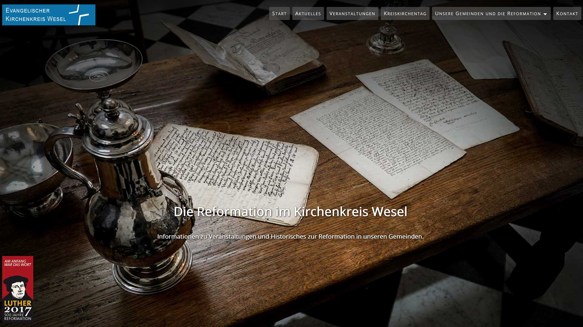 Reformation Wesel